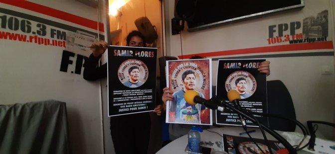 Samir Flores vive!